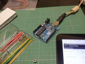 Arduino をはじめようキット開発ログ vol.1
